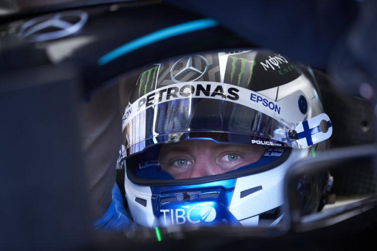 Bottas disappointed as yellow flag ruins final Q3 run