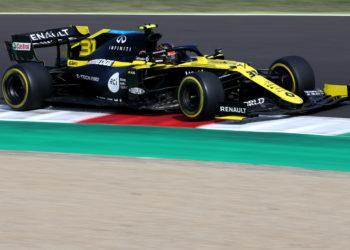 F1 Formula 1 Renault Esteban Ocon Daniel Ricciardo Tuscan Grand Prix