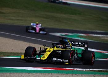 F1 Formula 1 Tuscan Grand Prix Race results