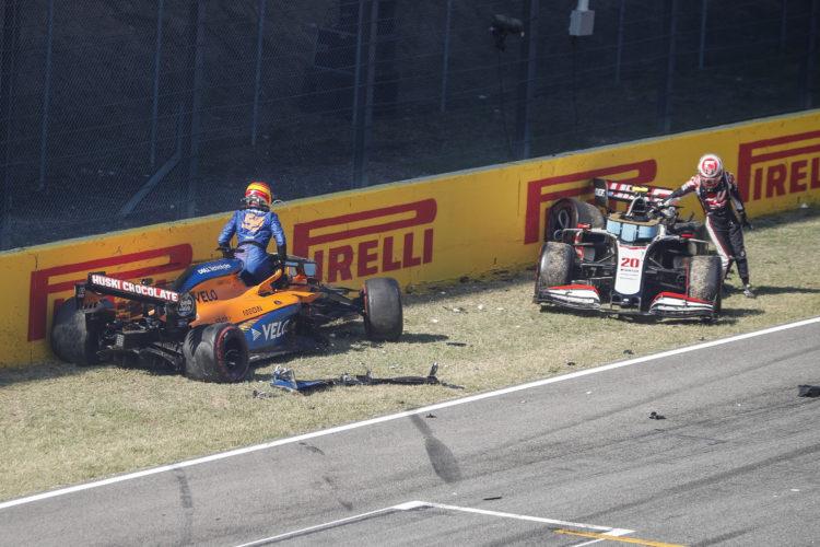 F1 Formula 1 Haas Kevin Magnussen Tuscan Grand Prix Mugello