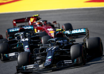 "Bottas disappointed after ""dream start"""