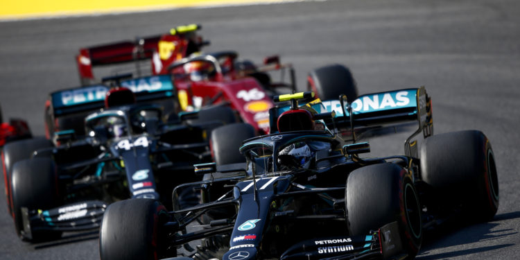 """Bottas disappointed after """"dream start"""""""