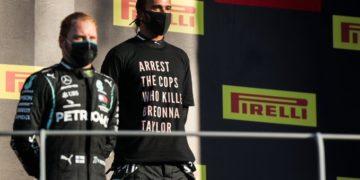 F1 Formula 1 Mercedes bREONNA Taylor Lewis Hamilton