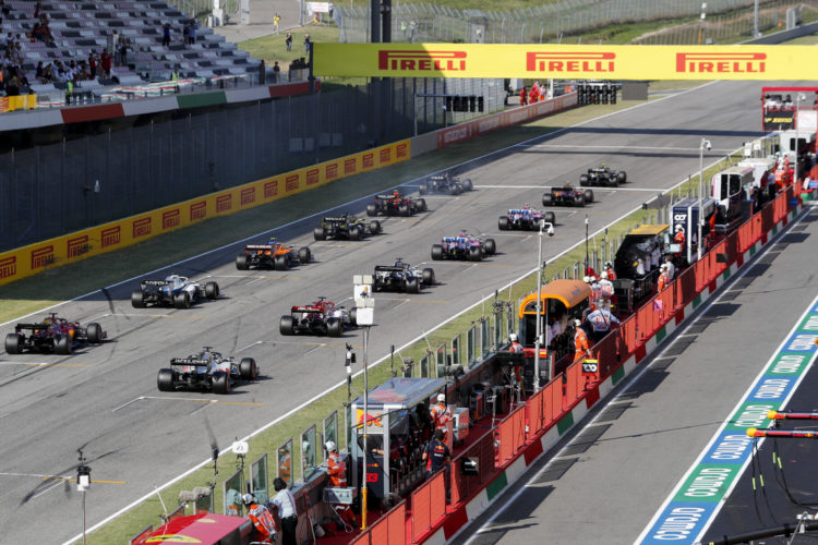 F1 Formula 1 Pirelli Tuscan Grand Prix triple-header