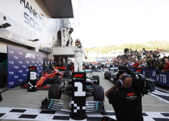 Netflix F1 Formula 1 Mercedes Drive to Survive Toto Wolff Russian Grand Prix