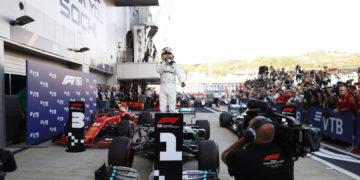 Netflix F1 Formula 1 Mercedes Drive to Survive Toto Wolff Russian Grand Prix