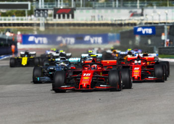 Laurent Mekies F1 Formula 1 Ferrari Russian grand Prix updates