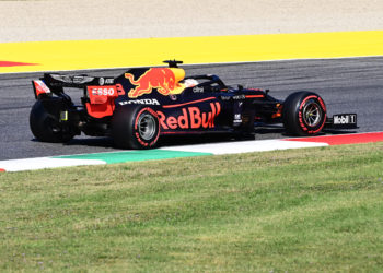F1 Formula 1 Max Verstappen Red Bull Racing Honda power unit