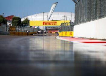 F1 Formula 1 Russian Grand Prix results Sochi FP1 first practice