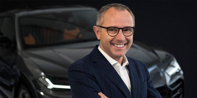 F1 Formula 1 Stefano Domenicali Ferrari President Chase Carey