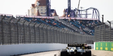 F1 Formula 1 FP2 Second practice results