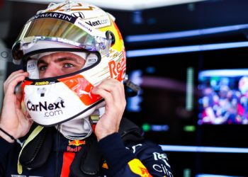 Verstappen's P2 'one of my best ever qualifying laps'