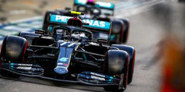 F1 Formula 1 Valtteri Bottas Russian Grand Prix Mercedes Lewis Hamilton