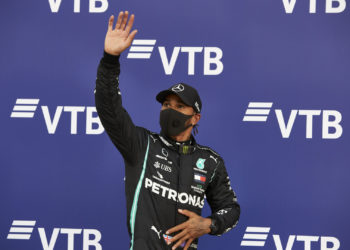 F1 Formula 1 Lewis Hamilton Mercedes Russian Grand Prix stewards