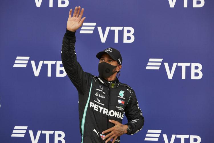 F1 Formula 1 Lewis Hamilton Mercedes Russian Grand Prix stewards