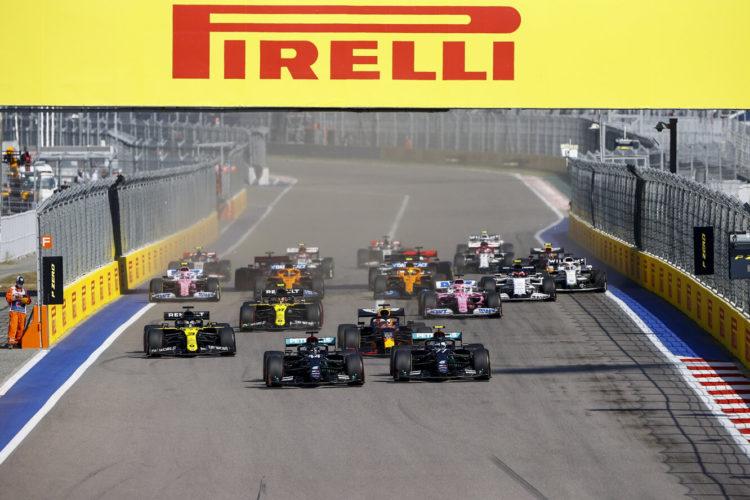 F1 Formula 1 Valtteri Bottas bee Russian Grand Prix