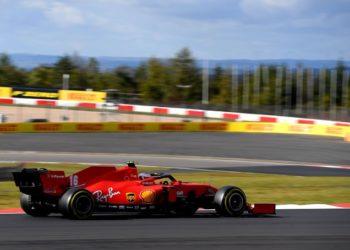 F1 Formula 1 Eifel Grand Prix qualifying results Nurburgring
