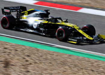 F1 Formula 1 Renault Eifel Grand Prix Daniel Ricciardo Esteban Ocon Renault qualifying