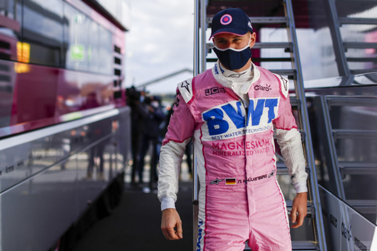 F1 Formula 1 Nico Hulkenberg Racing Point Lance Stroll