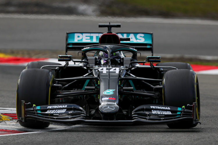 F1 Formula 1 Eifel Grand Prix Lewis Hamilton Mercedes Valtteri Bottas