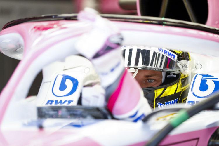 F1 Formula 1 Nico Hulkenberg Racing Point Eifel Grand Prix Nurburgring