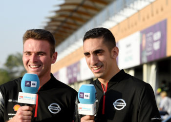 Nissan to run with unchanged lineup for season7