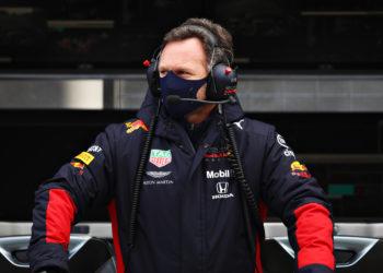 F1 Formula 1 Christian Horner Red Bull Racing Renault Honda