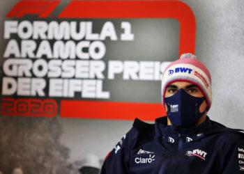 F1 Formula 1 Lance Stroll Eifel Grand Prix COVID