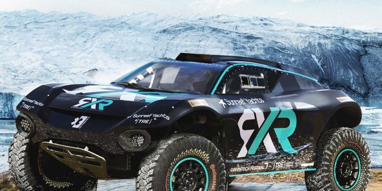 Extreme E: Nico Rosberg launches Rosberg Xtreme Racing