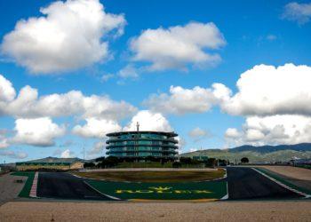 Portimao F1 Formula 1 practice results FP1 Portuguese Grand Prix Portugal