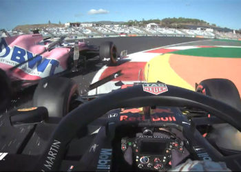 No further action for Verstappen/Stroll clash