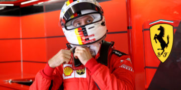 "Vettel hoping to finish his Ferrari time ""with dignity"""