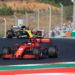 F1 Formula 1 Portuguese grand Prix qualifying results Q1 Q2 Q3