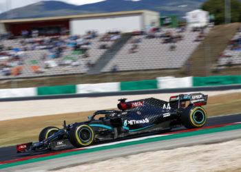 F1 Formula 1 Portuguese Grand Prix Portugal Hamilton Bottas Mercedes