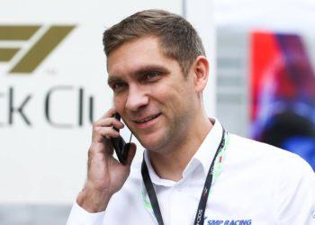 Petrov steps down as steward following father's death