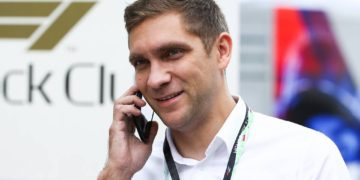 Petrov steps down as steward following father's death