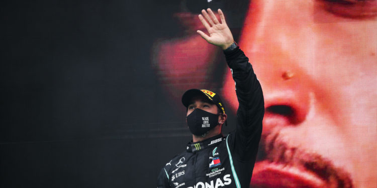 Hamilton 'could only have dreamed' of record-breaking success