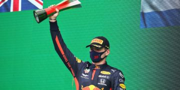 Verstappen: 'good pace' but couldn't do anything about the gap to Mercedes