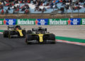 F1 Formula 1 Renault Esteban Ocon Portuguese Grand Prix Daniel Ricciardo