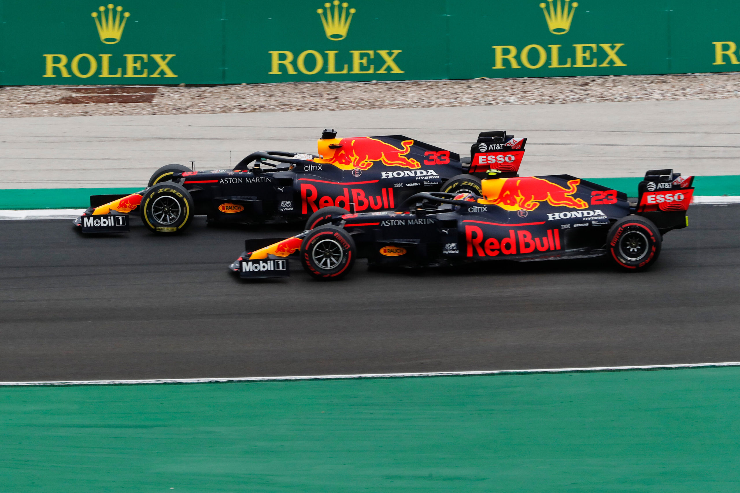 Formula 1 Opinion Alex Albon S Time In F1 Is Drawing To A Whimpering Close