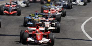 F1 Formula 1 Imola grand Prix