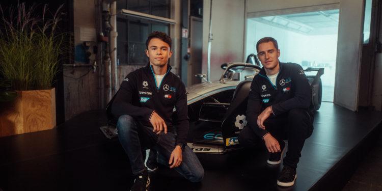 Mercedes retain Vandoorne and de Vries for season 7