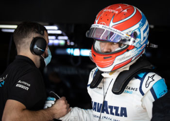 Williams clear up confusion, confirm Russell and Latifi for 2021