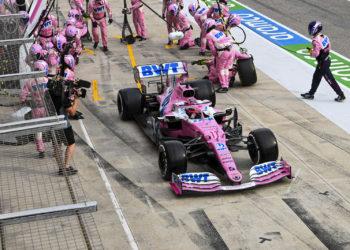 F1 Formula 1 Racing Point Perez Ricciardo