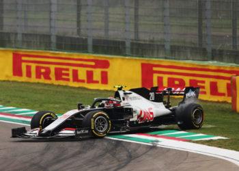F1 Formula 1 Haas Kevin Magnussen Imola Grand Prix Steiner gearbox