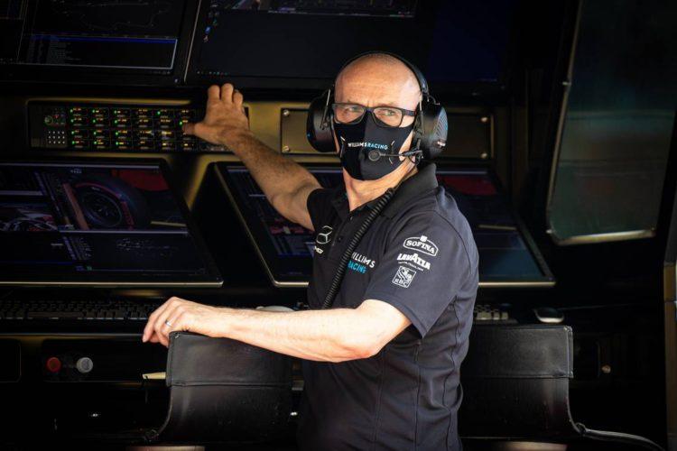 F1 Formula 1 COVID-19 Williams Turkish Grand Prix
