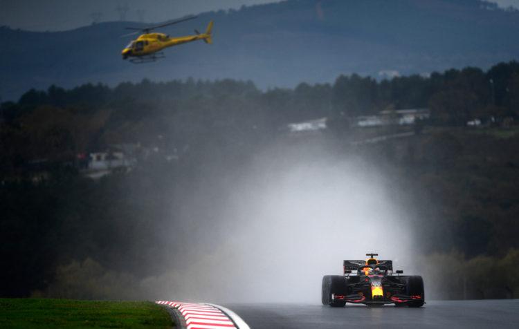 F1 Formula 1 qualifying results Istanbul Park Turkey