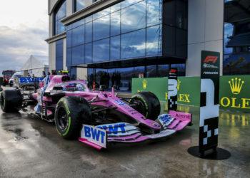 F1 Formula 1 Racing Point Lance Stroll Turkish Grand Prix