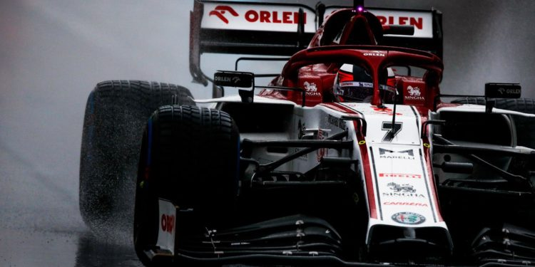 Raikkonen: 'some of the most awful conditions I've faced'
