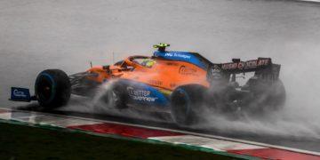 Both McLaren's handed grid penalties after qualifying